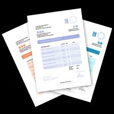 Blank Invoice Templates - 20 Results Found