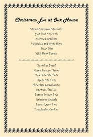 card christmas menu card template christmas menu card template images medium size