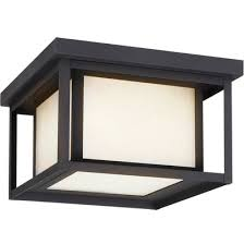outdoor ceiling lights. Modern Rectangles Outdoor Ceiling Light Lights