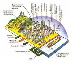 Реферат Региональный комплекс загрязнений окружающей среды на  Региональный комплекс загрязнений окружающей среды г