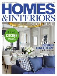 Man Scottish Homes And Interiors  On Home Interior Design With - Homes and interiors