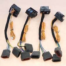 popular rcd510 gateway buy cheap rcd510 gateway lots from 4pcs vw oem upgrade rcd510 rcd310 canbus adapter iso to quadlock conversion cable for vw golf
