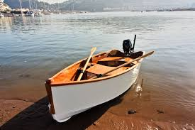 Image result for wooden dinghy