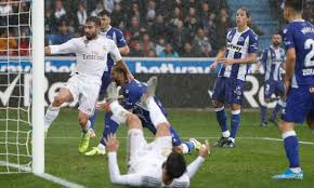 Alaves vs Real Madrid 1-2 Highlights ...
