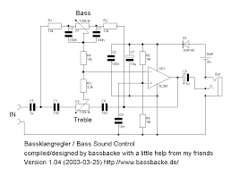 bassbacke electronics corner active bass sound control 2
