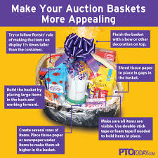 things to raffle off at a fundraiser step by step instructions for putting together a beautiful auction