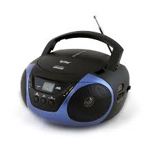 Amazon.com: Tyler Portable Sport Stereo CD Player TAU101-BL with AM/FM Radio and Aux \u0026 Headphone Jack Line-in (Blue): Electronics AM