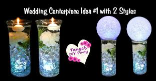 diy wedding reception lighting. Uncategorized Diy Wedding Reception Lighting Appealing Lighted Vase Centerpiece With Flower Idea Pic Of