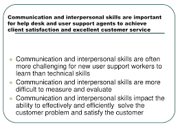 Ppt Customer Service Skills For User Support Agents