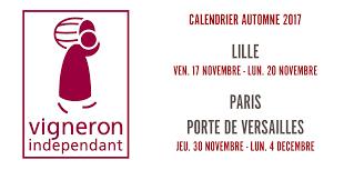 salons vignerons indépendants lille and paris 2017