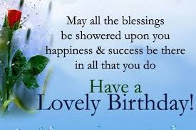 40 Beautiful Birthday Wishes And Sweet Messages WishesGreeting Impressive Beautiful Madam In Beautiful Garden Quotes