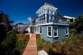 Breakers Beach House beach-style-exterior