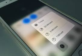 Set Timer Five Minutes How To Quickly Set A Timer On Your Iphone In Ios 10