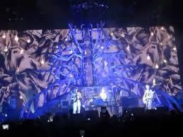 biffy clyro black chandelier live at metro radio arena newcastle 20 03 13