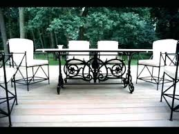 deck wrought iron table. Wroght Iron Patio Wrought . Deck Table