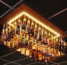 pendant light commercial lighting bottle light bottle pendant led lighting melbourne lighting design by mint lighting design consultants