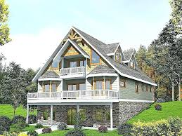 house plans sloping lot lake house plans sloping lot vacation house plans sloped lot beautiful house