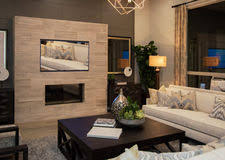 modern mansion living room. Modern Mansion Living Room Royalty Free Stock Image E