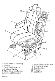 3sagg 1999 silverado leather driver seat lumbar support does not on saturn wiring diagrams