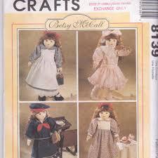 Mccalls Doll Patterns