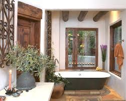 bathroom decor contemporary wood trim floor