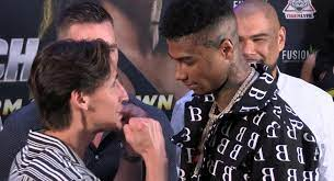 Rapper BlueFace Gets Into Heated ...