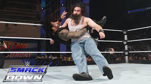 Roman Reigns vs. Luke Harper: SmackDown, February 19, 2015 ...