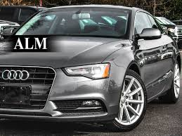 BMW 5 Series audi a5 vs bmw 5 series : Used Audi A5 at ALM Gwinnett Serving Duluth, GA