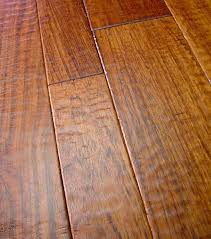 how do i clean prefinished hardwood floors