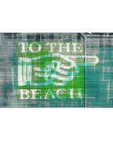 parvez taj the beach art print on premium canvas on parvez taj beach life canvas wall art with don t miss this deal parvez taj beach life canvas wall art multi