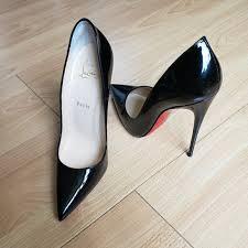 Louboutin Shoe Size Conversion Chart Louboutin So Kate Patent Pump Eu 39 5 Us 9