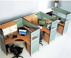 office cubicles design. Functional Secretary Office Cubicles Designed For Small Working Area Design R