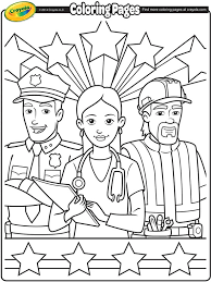 Small Picture Labor Day Workers Coloring Page crayolacom