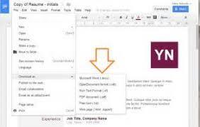 resume cover letter template google docs google docs resume cover letter template