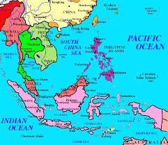 southeast asia map quiz roundtripticket me stunning political on
