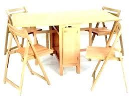 wood folding dining table tables modern kitchen dinner wooden photo big dark round