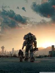 Fallout 4 Trailer Ultra HD Desktop ...