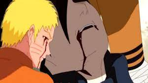 Sasuke Death Naruto Cry and Take care of his Eyes / Naruto wants revenge -  YouTube