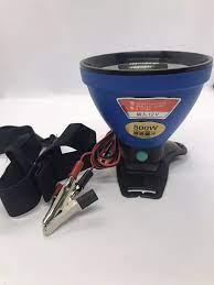 Đèn Pin kẹp Bình 12V mã 1201 500W