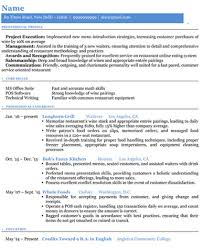 Resume Sample For Mid Level Experienced Professionals - Resume ...