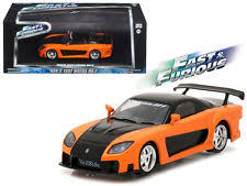 mazda rx7 fast and furious 6. item 6 greenlight 143 fast u0026 furious tokyo drift mazda rx7 diecast car 86212 mazda rx7 fast and furious o