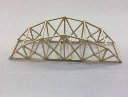 Balsa Wood Bridge Designs Statics Bridge Design Project