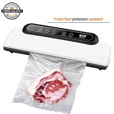 New <b>Household Food</b> Vacuum Sealer Packaging <b>Machine</b> With ...