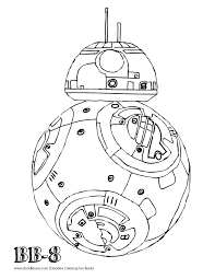 Coloring Pages Star Wars The Force Awakens Coloring Sheets