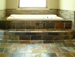 interior bathroom tub shower tile ideas round sink under modern faucet closed black metal scone lamp