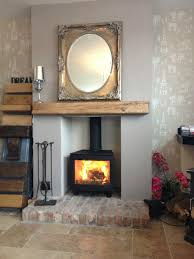 ci5 freestanding by fireplace stove nottingham panorama door option more