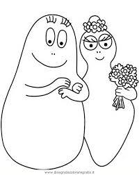 Disegno Barbapapa10 Personaggio Cartone Animato Da Colorare