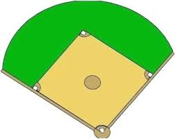 Baseball Field Template Printable Softball Field Layout Printable Luxury Baseball Drawings