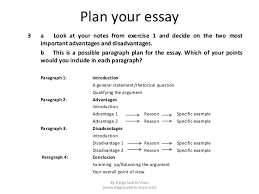 writing an essay nik s daily english activities writing writing an essay paper 2 part 2