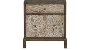 rate furniture brands. Bordan Champagne Accent Cabinet Rate Furniture Brands